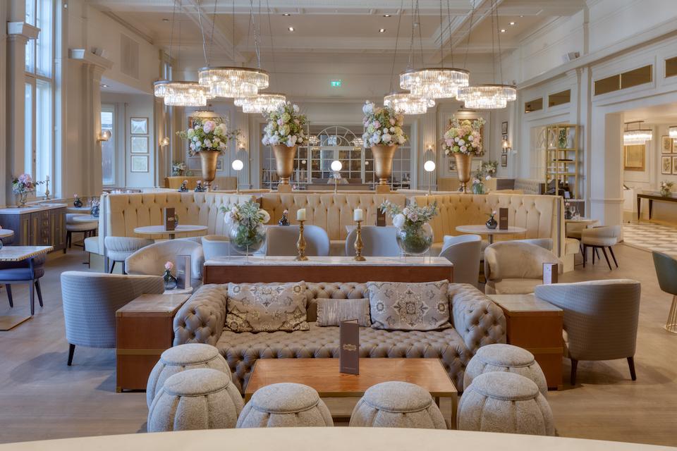 Carters Champagne Bar & Grill   Majestic Hotel Harrogate