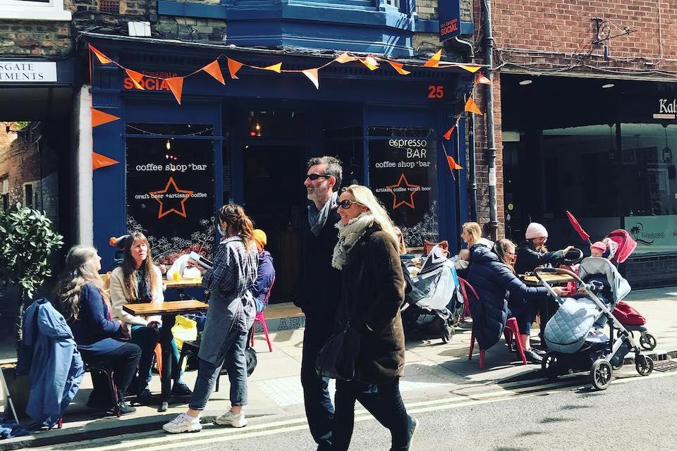 Pubs in York - Fossgate Social