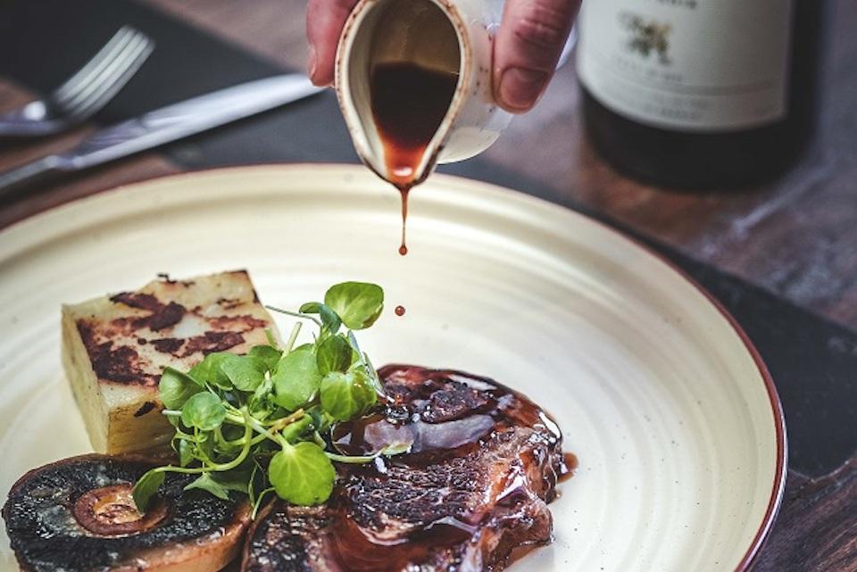 Rise Restaurant York steak