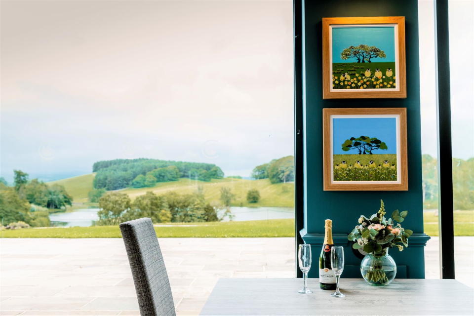 The View Restaurant at The Coniston Country Estate, Hotel & Spa