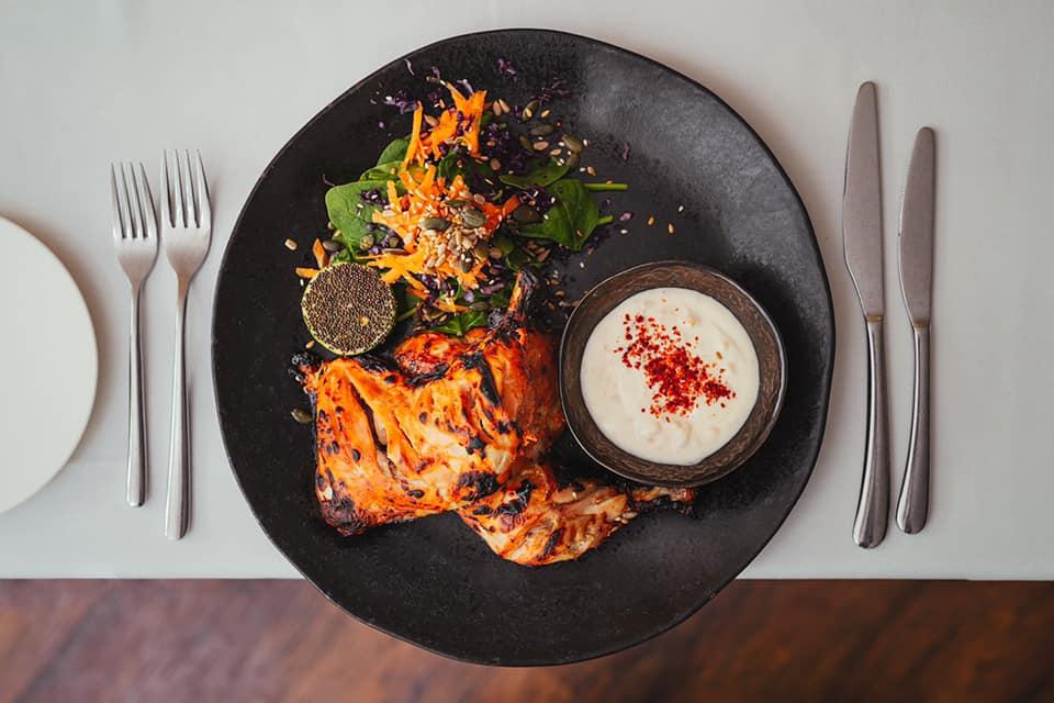 Rajasthani Chicken at Lavang Sheffield