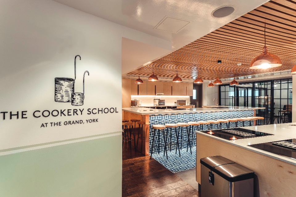 The Cookery School at The Grand Kitchen