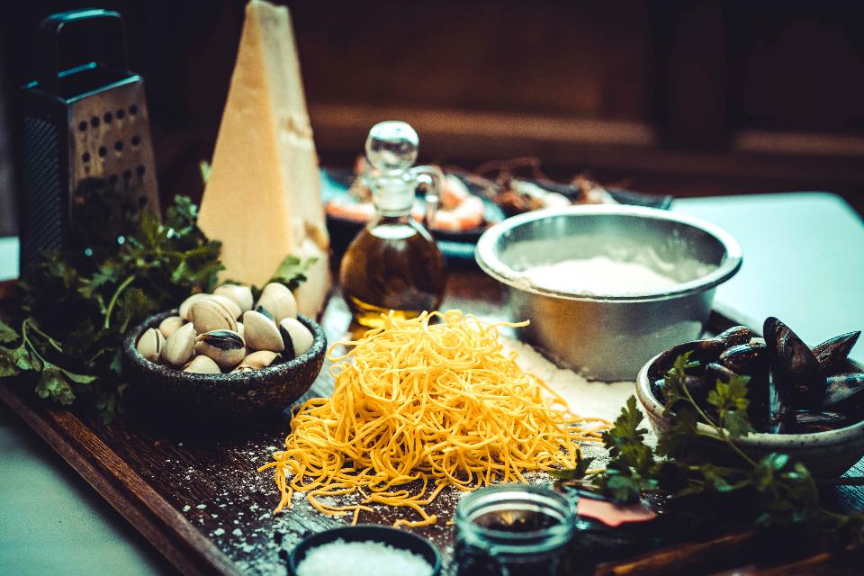 The Grand Cookery School Pasta Class
