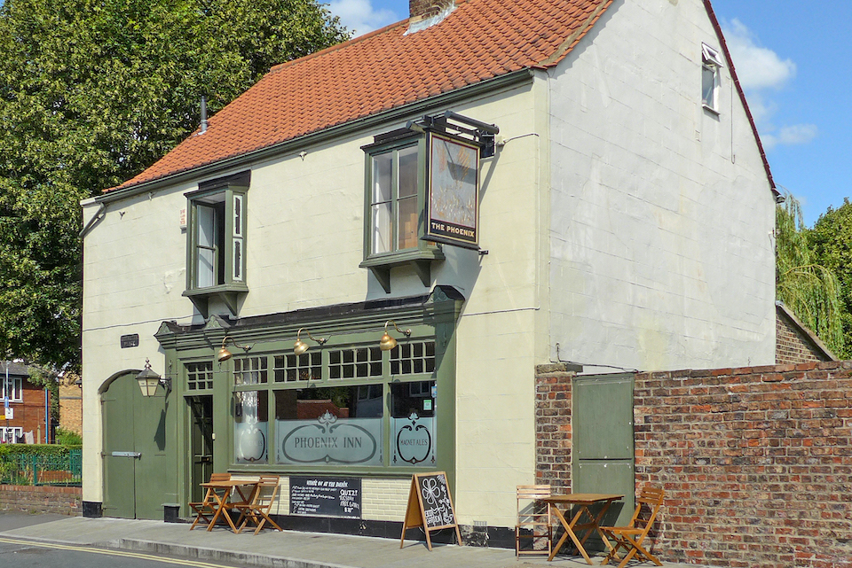 The Phoenix - Best Pubs in York landscape