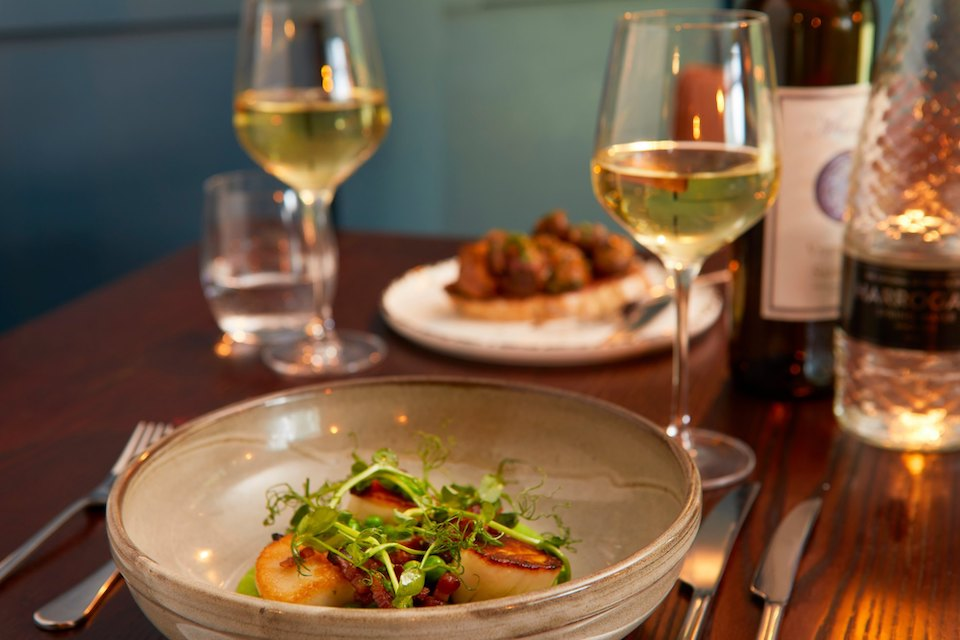 Twine and Barrel food - Pubs in York