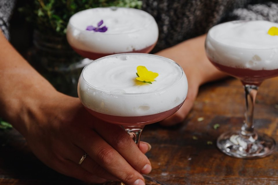 Best cocktails in Leeds - Botanist