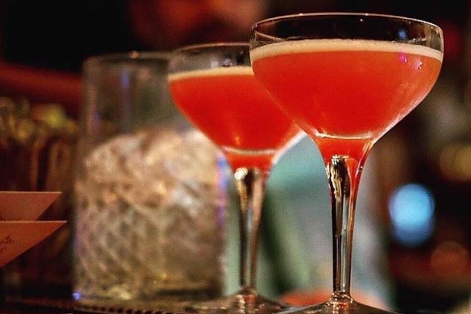 Best cocktails in Leeds - Smokestack