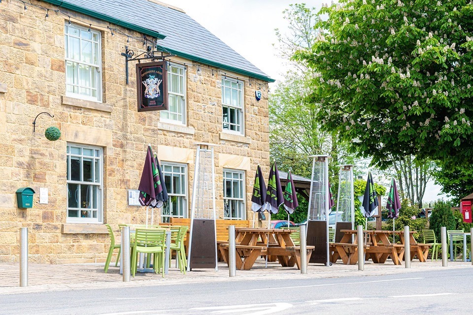 The Devonshire Arms - Middle Handley