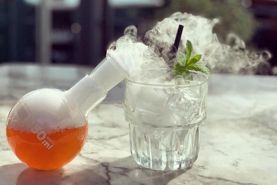 The Alchemist - Best cocktails in leeds