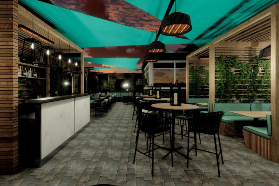 West Park Hotel - Bar