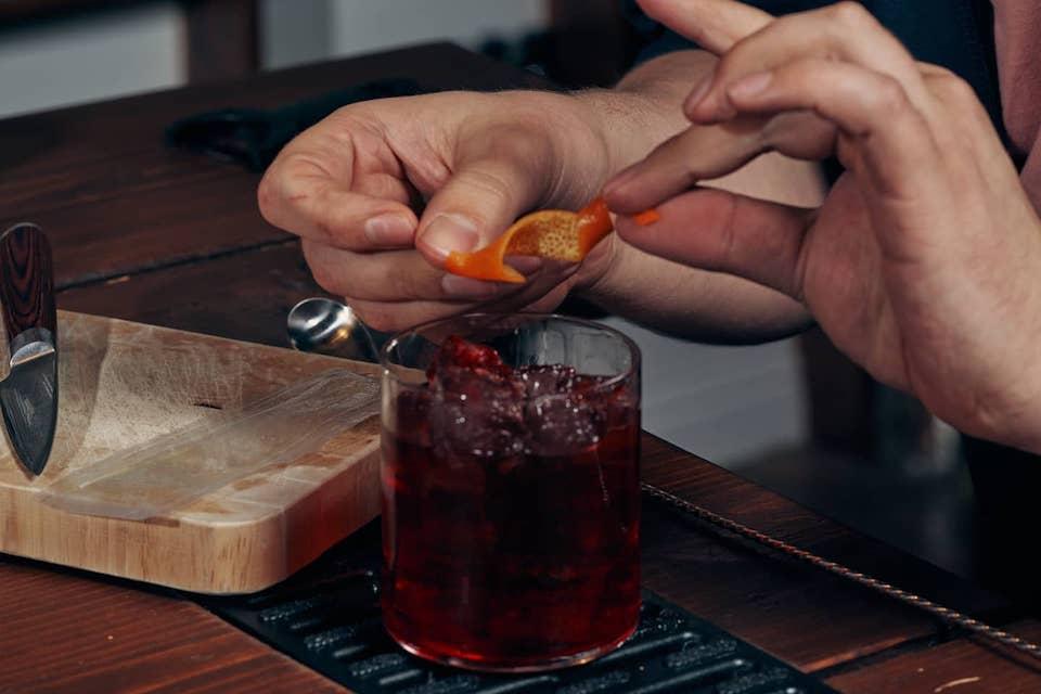Liquor Studio - cocktail masterclasses leeds