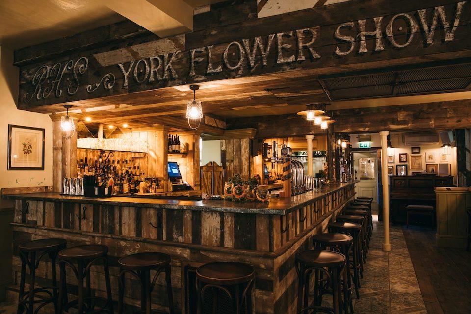 bars in york - botanist