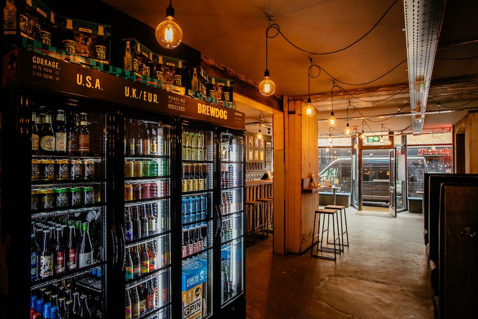 bars in york - brewdog