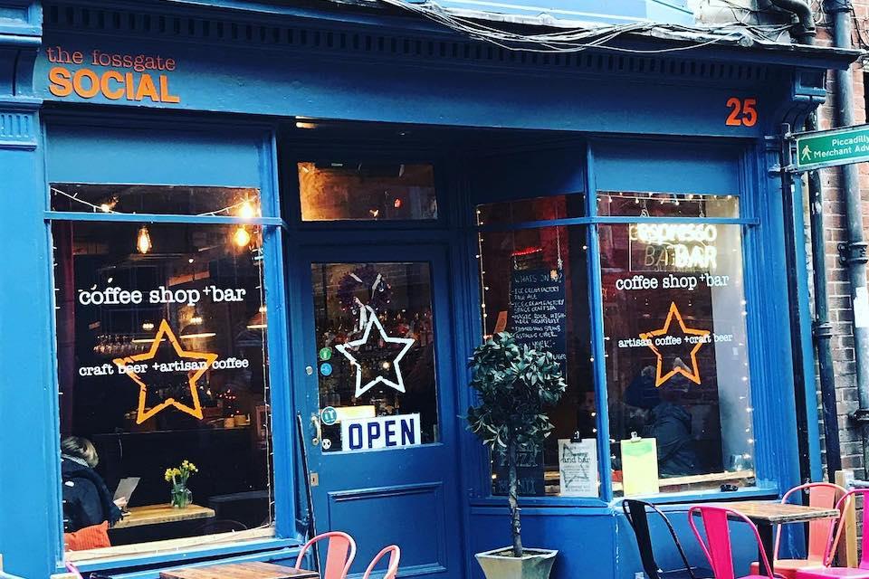 bars in york - fossgate social