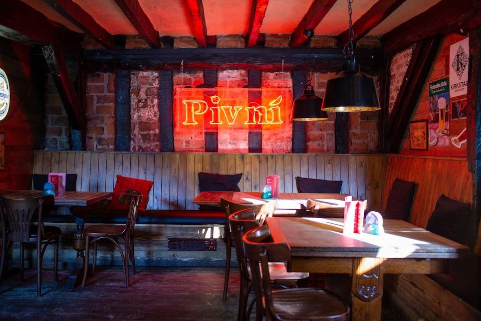 bars in york - pivni