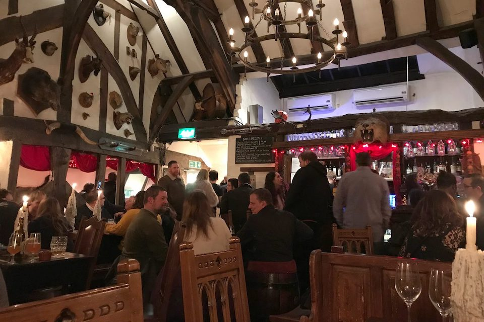 bars in york - trembling madness