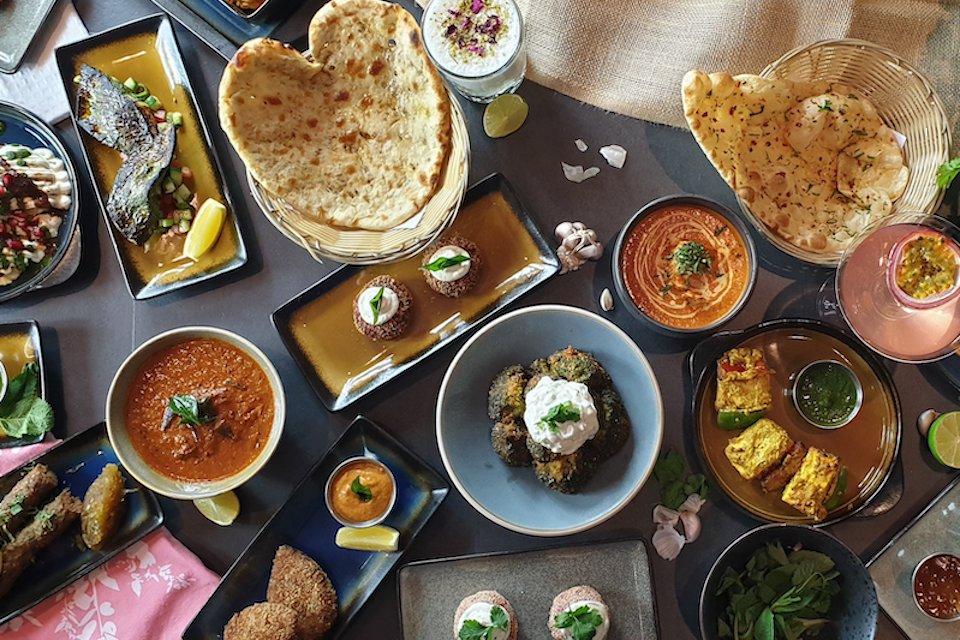 best indian restaurants sheffield - Urban Choola