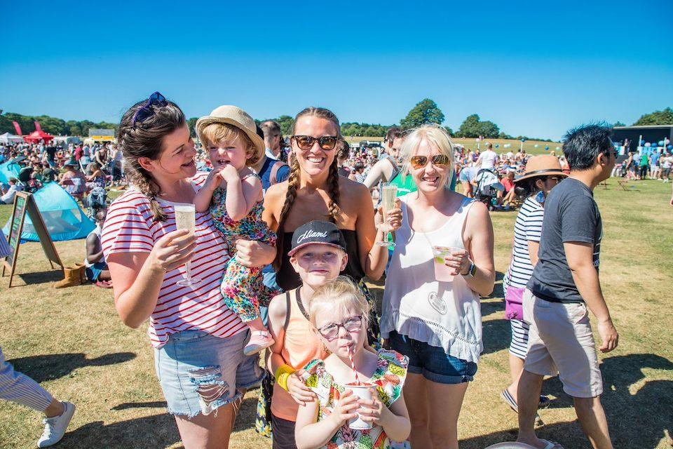 north leeds food festival - family
