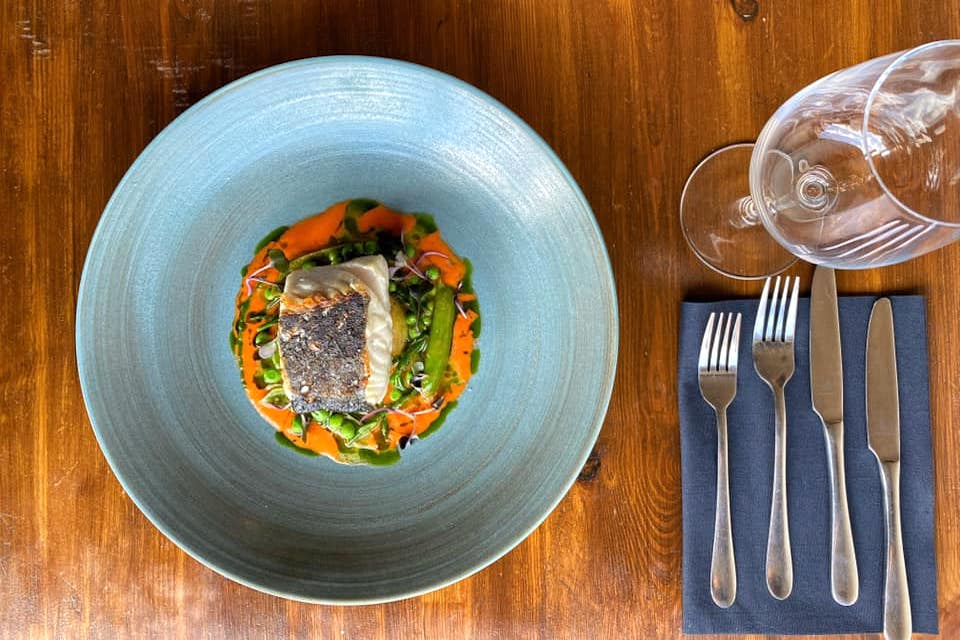 Fish and Forest - fine dining in York