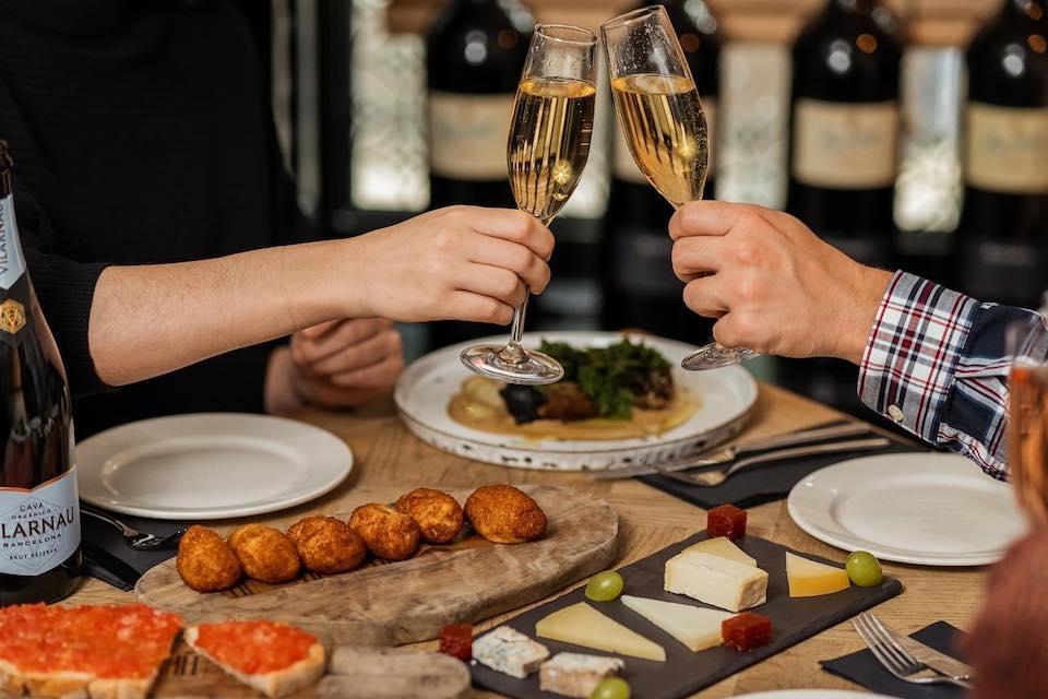 iberica leeds - food and drink